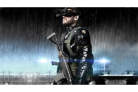 Metal Gear Solid V: Ground Zeroes, Big Boss, Video Games ...