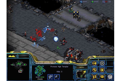StarCraft Insurrection - PC Review and Full Download | Old ...