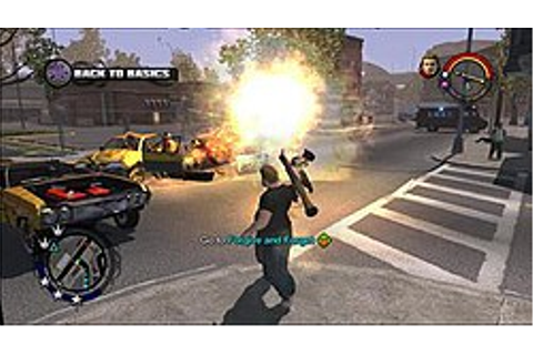 Saints Row (video game) - Wikipedia