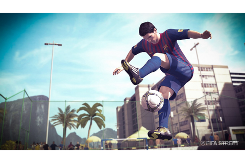 FIFA STREET PC GAME UPDATED - Download PC Games Free Full ...