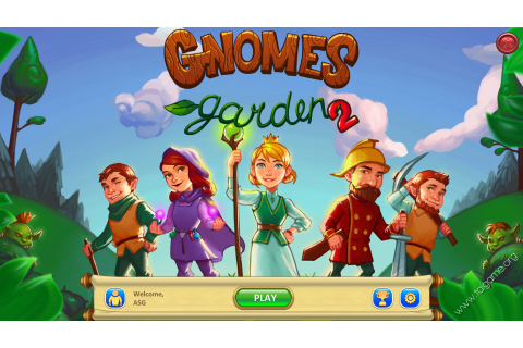 Gnomes Garden 2 - Download Free Full Games | Time ...