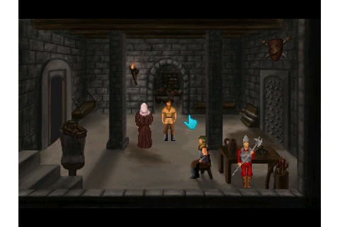 A tale of two Kingdoms Freeware PC Game Review - Quest for fun