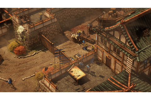Shadow Tactics: Blades of the Shogun | macgamestore.com