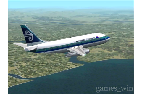 Microsoft Flight Simulator 2002 Download - Games4Win