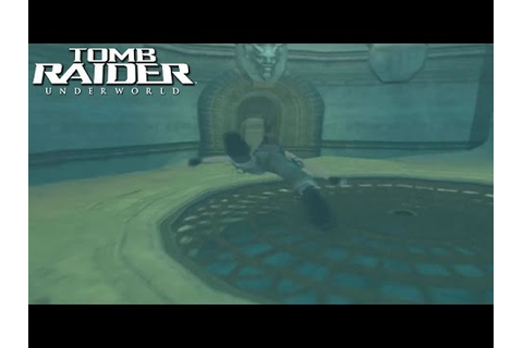 Drowning in games - Tomb Raider: Angel of Darkness - YouTube