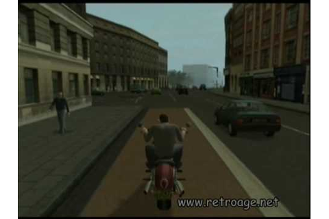 The Getaway - Black Monday [PS2] - YouTube