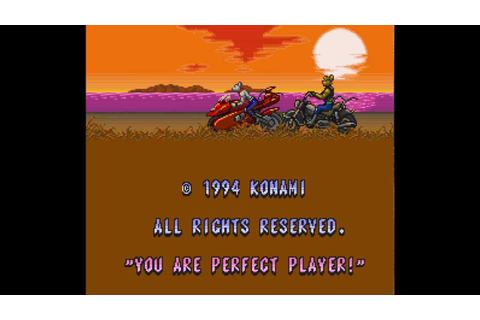 Biker Mice from Mars SNES Game Ending - YouTube