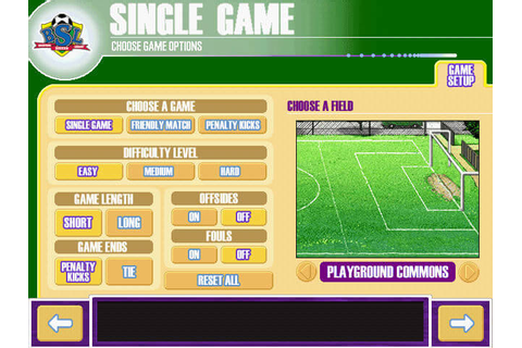 Download Backyard Soccer MLS Edition (Windows) - My ...