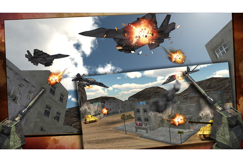 App Shopper: Anti Aircraft Gun Strike 3D (Games)