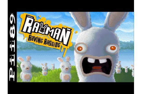 Rayman Raving Rabbids GBA (Game Boy Advance) Gameplay (HD ...
