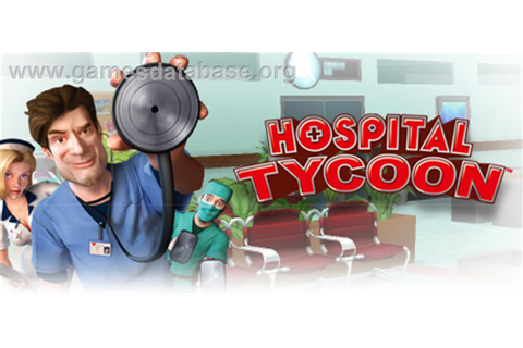 Hospital Tycoon - Valve Steam - Games Database