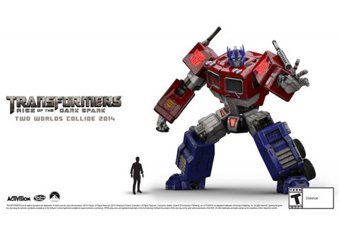 Transformers: Rise of the Dark Spark - дата выхода ...