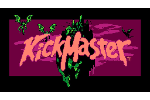 Kickmaster - NES Gameplay - YouTube