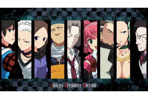 999: Nine Hours, Nine Persons, Nine Doors Fond d'écran HD ...