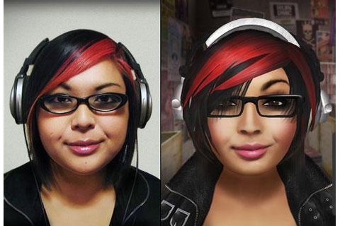 Best Second Life Avatar-Real Life Lookalikes - Virtual ...