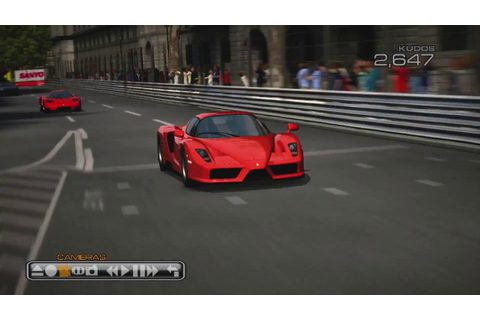 Project Gotham Racing 3: London Cup - YouTube