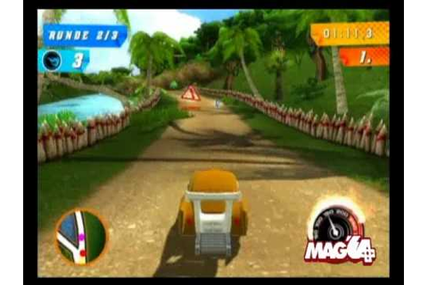 [Mag'64 - Wii] Hot Wheels Track Attack - YouTube