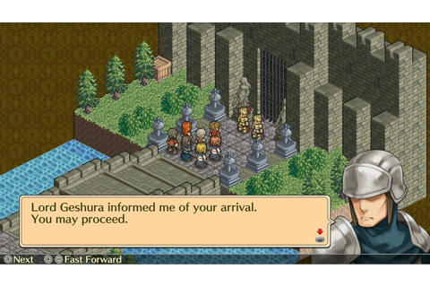 A tactical treasure trove awaits as Mercenaries Saga ...