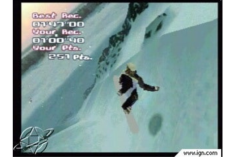 Trick N' Snowboarder Screenshots, Pictures, Wallpapers ...