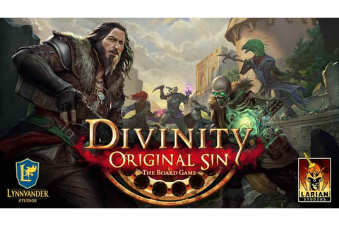 Divinity Original Sin: The Board Game Launches On ...