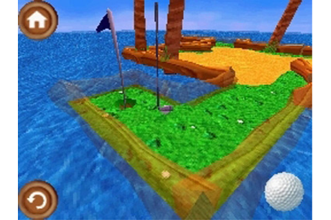 101 MiniGolf World - DSiWare Review - Wiiloveit.com