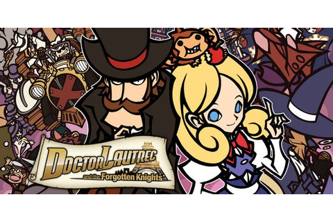 Doctor Lautrec and the Forgotten Knights | Nintendo 3DS ...