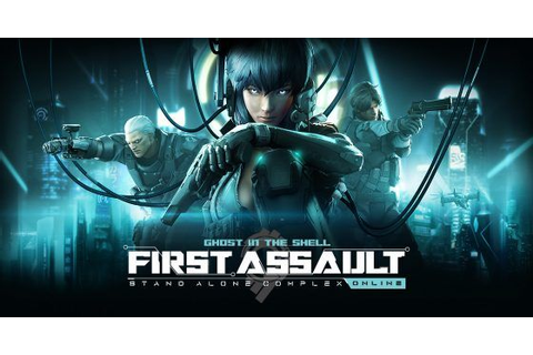 Ghost in the Shell: First Assault - MMOGames.com