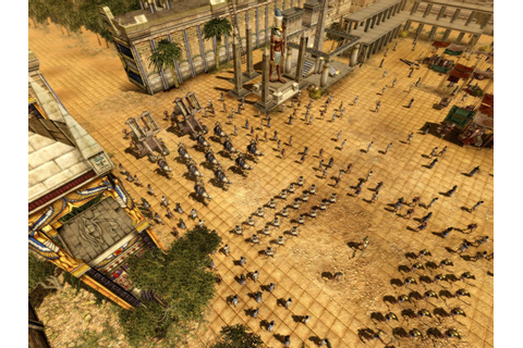 Review Rise & Fall: Civilizations at War, Game RTS Jadul ...