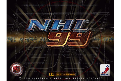 Download NHL 99 (Windows) - My Abandonware