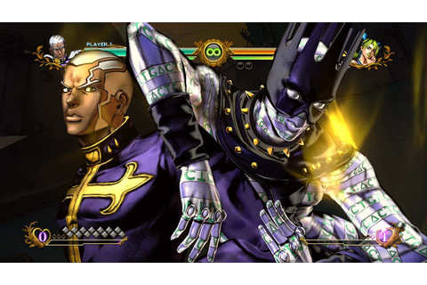 JoJo's Bizarre Adventure: All-Star Battle to Contain ...