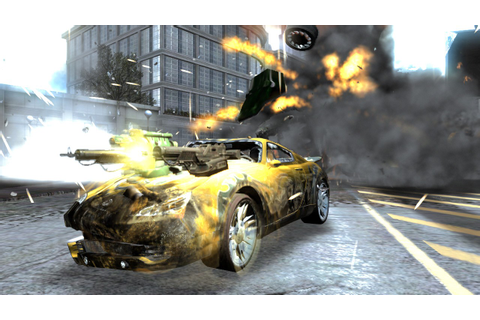 Full Auto 2: Battlelines Screenshots - Video Game News ...