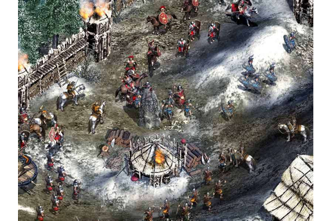 Nová RTS Imperivm - Great Battles Of Rome - Games.cz