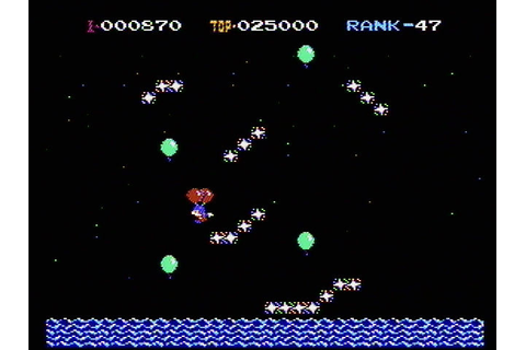 Download Balloon Fight (NES) - My Abandonware