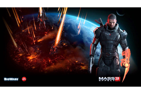 Mass Effect 3 Soundtrack - Leaving Earth - YouTube