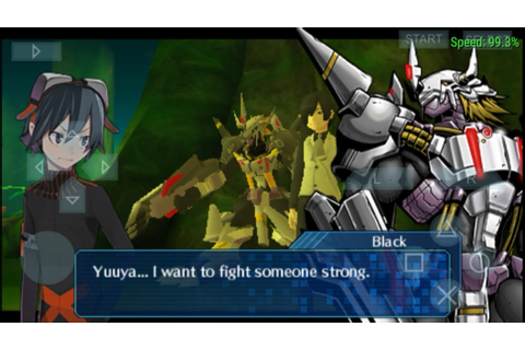 Digimon World Re:Digitize gameplay on android part 4 ...