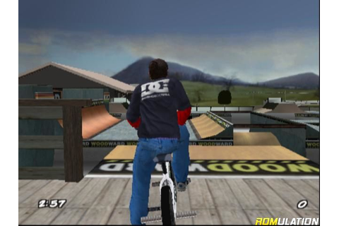 Dave Mirra Freestyle BMX 2 (USA) PS2 / Sony PlayStation 2 ...