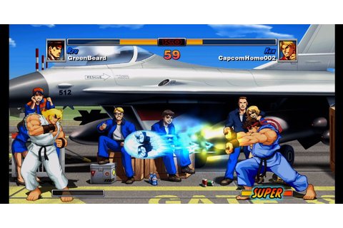 Super Street Fighter II Turbo HD Remix - PSN & Xbox Live ...