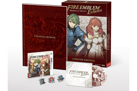 Fire Emblem Echoes: Shadows of Valentia | Game Preorders