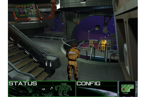 Aliens - A Comic Book Adventure (1995) by Cryo Interactive ...