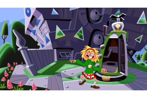 Download Day of the Tentacle Remastered Full PC Game