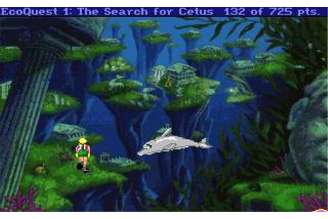 EcoQuest: The Search for Cetus Download (1991 Adventure Game)