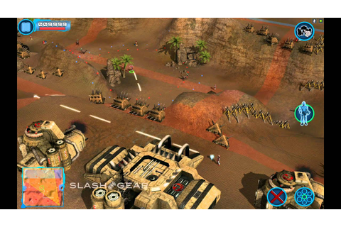 Z: Steel Soldiers review for Android on NVIDIA SHIELD ...