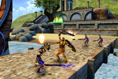 Hero of Sparta II - Download ios game