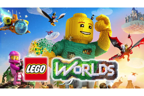 LEGO Worlds is Coming to the Switch