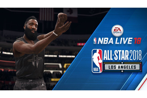 NBA LIVE 18 update brings the NBA All-Star Weekend to the ...