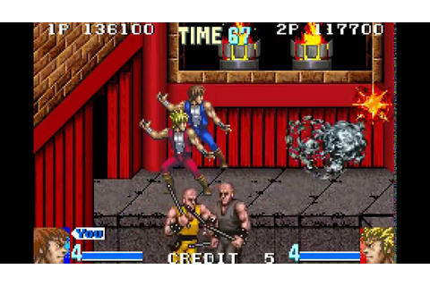 Double Dragon Advance Longplay (Game Boy Advance) [60 FPS ...