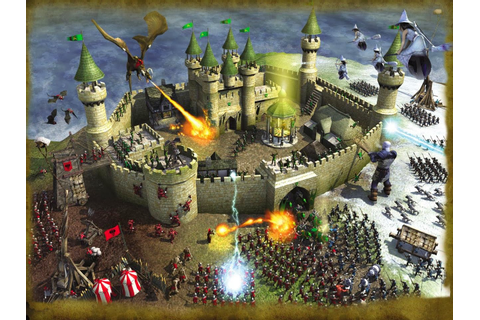 StrongHold Legends Fully Full Version PC Game Download ...