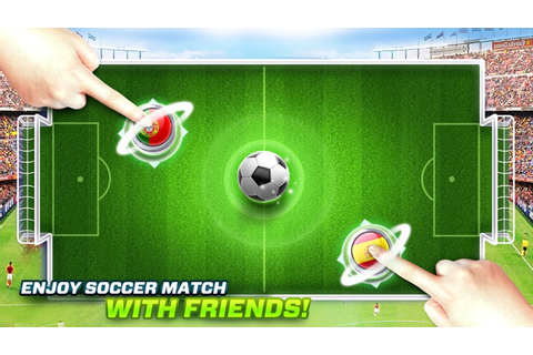 Soccer Mania-Multiplayer Game by 707 INTERACTIVE