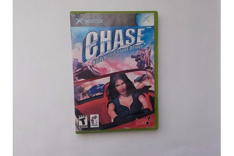 Chase Hollywood Stunt Driver Xbox En Game Reaktor - $ 101 ...