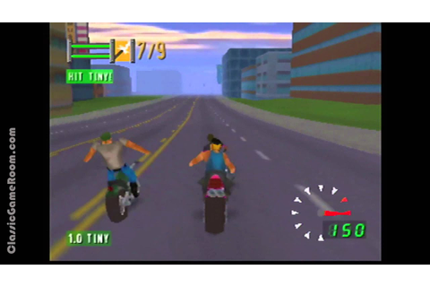 Classic Game Room - ROAD RASH 64 review for N64 - YouTube